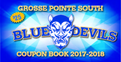 Coupon Book Grosse Pointe South Gridiron Club